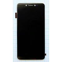 Модуль (дисплей + сенсор) Prestigio PSP 5530 MultiPhone Grace Z5 Duo + Touchscreen Black