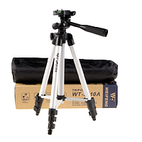 Штатив Weifeng Штатив WT-3110A + чехол Штатив для смартфона и фотоаппарата Фотоштатив тринога
