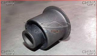 Сайлентблок задней балки, Chery Eastar [B11,2.4, MT, MITSUBISHI], B11-3301020, Original parts