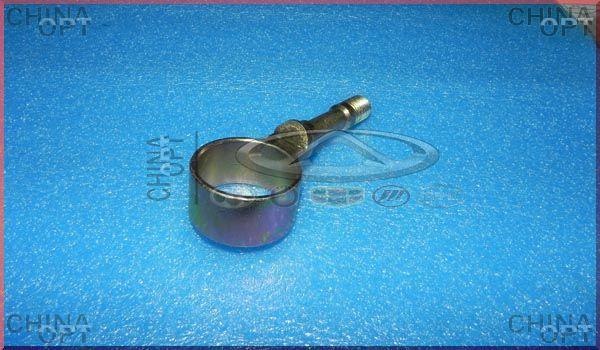 Стойка стабилизатора передняя, левая / правая, не в сборе, Chery Karry [A18,1.6], A11-2906021, Original parts