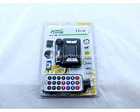Трансмитер / модулятор FM Mod 151/ED 48 пульт, USB / microSD / TF / MMC / MP3 / WMA, автомобильный адаптер