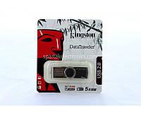 Флешка / USB Flash Card G2 черная, 8GB, моноблок, USB 2.0, металл, 39*12.35мм, носитель информации юсб Flash Card G2, флешь накопитель