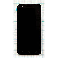 Модуль (дисплей + сенсор) ZTE V8 Lite + Touchscreen Black