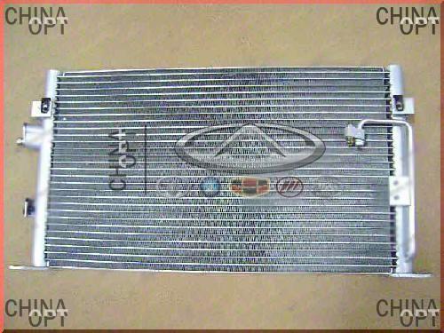 Радиатор кондиционера, Great Wall Deer [4X4, 2.2], 8105100-F00, Aftermarket