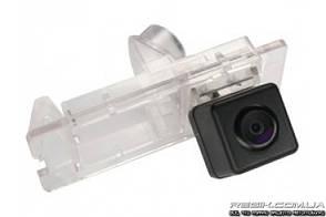 Штатная камера заднего вида RVG для Renault Fluence, Latitude, Duster, Scenic III 2009+