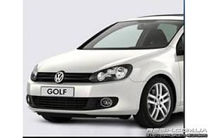 Защитные велюровые накладки на карты дверей для Volkswagen Golf 6