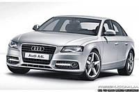 Штатные дневные ходовые огни (DRL) для Audi A4 2009-2012 T1