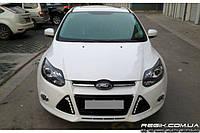 Штатные дневные ходовые огни (DRL) для Ford Focus 2011+ T3