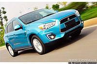 Штатные дневные ходовые огни (DRL) для Mitsubishi ASX 2013+ T2