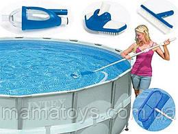 Комплект для чистки бассейна 28003 Intex Интекс