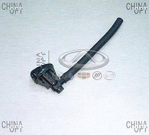 Форсунка омывателя лобового стекла, Lifan 620 [Solano], B5207330, Aftermarket