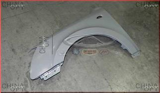 Крыло переднее левое, Chery Elara [2.0], A21-8403750-DY, Aftermarket