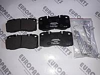 Колодки тормозные IVECO EUROCARGO I-III Ивеко Еврокарго 1906416 42555669 29122, фото 1