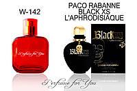 Женские духи Black XS L'Aphrodisiaque for Women Paco Rabanne 50 мл, фото 1