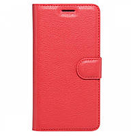 Чехол-книжка Wallet с визитницей для Huawei P20 Red, фото 1