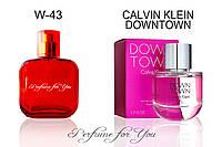 Женские духи Downtown Calvin Klein 50 мл