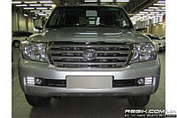 Штатные дневные ходовые огни (DRL) для Toyota Land Cruiser 20 T3