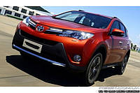 Штатные дневные ходовые огни (DRL) для Toyota RAV 4 2013