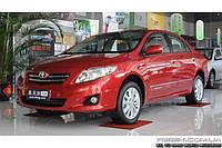 Штатные дневные ходовые огни (DRL) для Toyota Corolla 2007