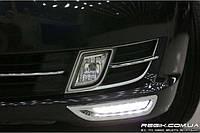 Штатные дневные ходовые огни (DRL) для Mazda 6 2008