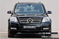 Штатные дневные ходовые огни (DRL) для Mersedes-Benz  W204 GLK300