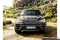 Штатные дневные ходовые огни (DRL) для BMW X5 10-12