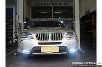 Штатные дневные ходовые огни (DRL) для BMW X3 F25