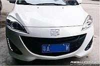 Штатные дневные ходовые огни (DRL) для Mazda 5 2010