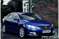 Штатные дневные ходовые огни (DRL) для Mazda 6 2008-2010 T2