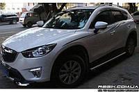 Штатные дневные ходовые огни (DRL) для Mazda CX-5 T5