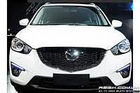 Штатные дневные ходовые огни (DRL) для Mazda CX-5 T6