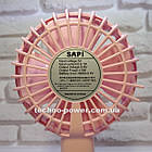 Портативный мини-вентилятор Handy Fan S8 Pink. Ручной вентилятор с аккумулятором S8 Розовый, фото 5