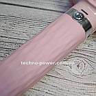 Портативный мини-вентилятор Handy Fan S8 Pink. Ручной вентилятор с аккумулятором S8 Розовый, фото 8