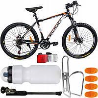 Горный велосипед GÓRSKI MTB (алюминиевая рама)