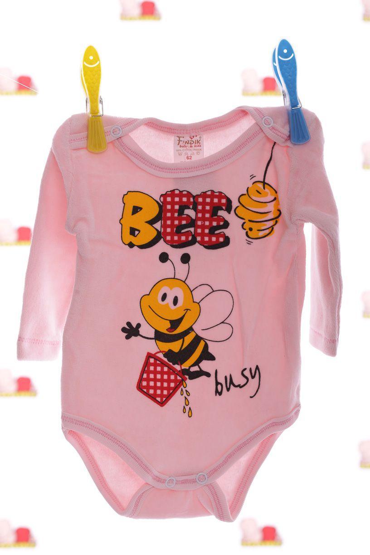 Боді Bee рожевий