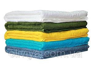 Полотенце для сауны/пляжа (темно-зеленое), фото 2