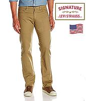 Джинсы мужские летние Levi's®Signature/Straight Fit/Оригинал из США
