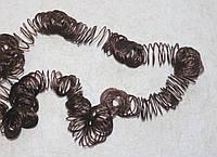 Волосы в спиральке ( 150 грамм ) 14295