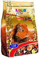 LoLo Pets PREMIUM for guinea pig Полнорационный корм для морской свинки
