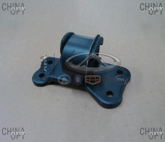 Подушка двигателя левая, BYD F3R [1.5,HB], 10251133-00, Original parts