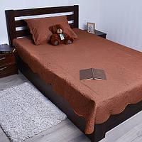 Комплект R83262 полуторный (покрывало с 2 наволочками), 160*220см, полиэстер, разные цвета,  комплект белья, постельное белье для дома
