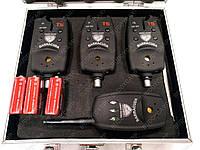 Набор сигнализаторов Barracuda 3+1 пейджер в кейсе