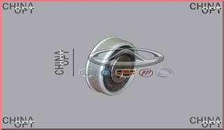 Ролик балансировочного вала, 4G64, 4G63, ZX Land Mark, SMD352473, Torque