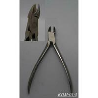 Кусачки маникюрные для удаления кутикулы YRE KDM-01-05, нержавеющая сталь, Маникюрные кусачки, Кусачки, Маникюрный инструмент