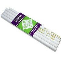 Карандаш для декора YRE KDD-01 белый, цена за 1 шт, карандаш для страз, карандаш для дизайна ногтей, карандаш для декорирования ногтей