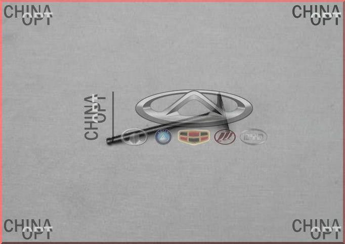 Клапан впускной, шт., 4G18, 4G15, Geely SL, 1136000091, Aftermarket