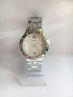 Женские наручные часы Guess (Гесс), серебристо-белый цвет ( код: IBW210SO )