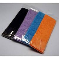 Махровая повязка для салона красоты YRE PDV-00, повязка махровая на голову, махровая повязка для головы, махровая повязка в салон