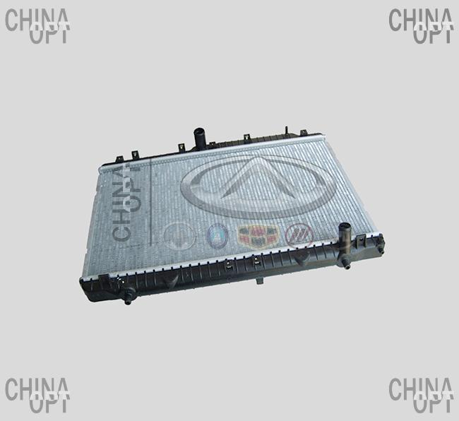 Радиатор охлаждения, Chery Elara [2.0], A21-1301110, Aftermarket
