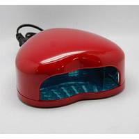 LED Лампа для ногтей Delphinium, черный, мощность 3W, лампа для сушки ногтей. Горячая распродажа!